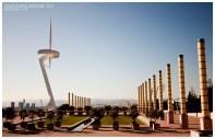 Olympic Stadium, Barcelona Spain
