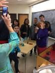 Interacting with ferrofluids!