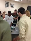 Learning how ferrofluids work