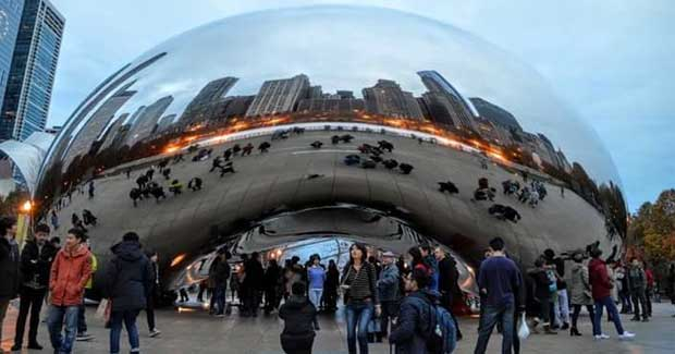 The 3 Best Places to Visit In the U S   According to Three Au Pairs     The 3 Best Places to Visit In the U S   According to Three Au Pairs   The  Bean in Chicago