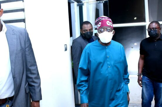 BREAKING: Tinubu Hospitalised In US