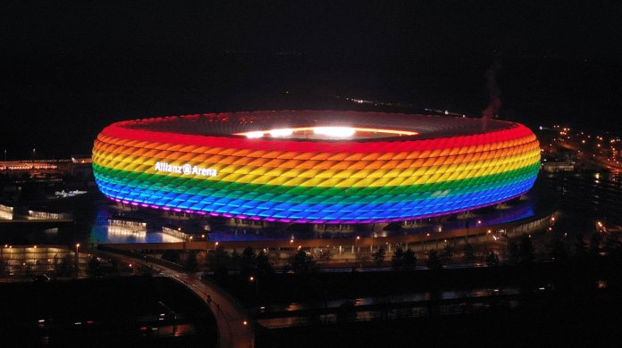 German clubs to light stadiums in rainbow after UEFA denies Munich - Sports Illustrated