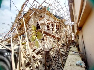 24 Deaths As 2 Buildings Collapse In Anambra