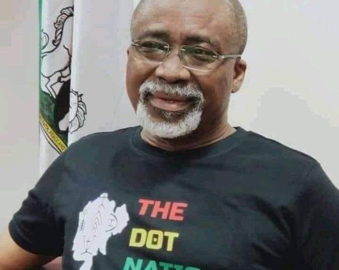 Abaribe: Why I will Stand Surety For Nnamdi Kanu Again