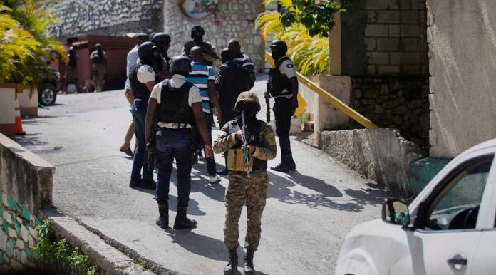 Haiti PM: 4 suspected killers of President slain, 2 arrested | World News,The Indian Express