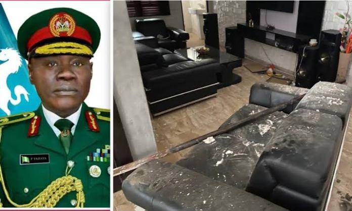 Army Refutes Attack On Sunday Igboho's Home