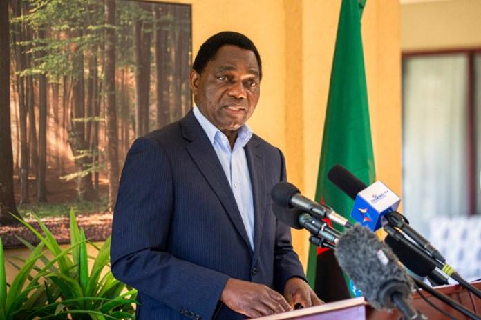 Hichilema Wins Zambia Presidential Election