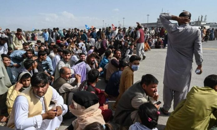 Uganda receives 1st batch of evacuees from Afghanistan