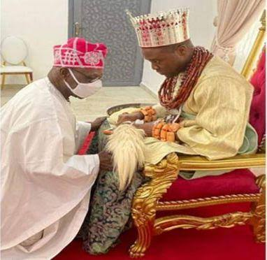 Obasanjo: Why I Don't Want To See Another Coronation Of Olu Of Warri