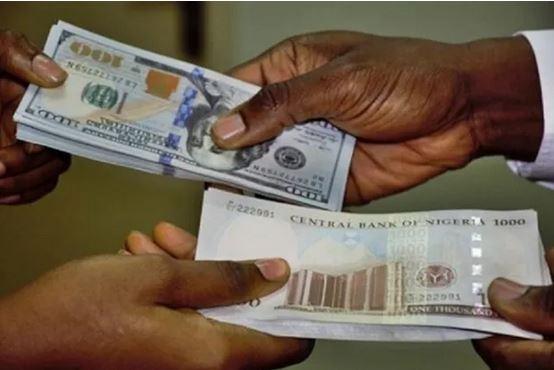 Naira Gains At Official Market