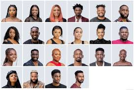 BBNAIJA 2021: Evicted Housemates Portraits Arrived At The House