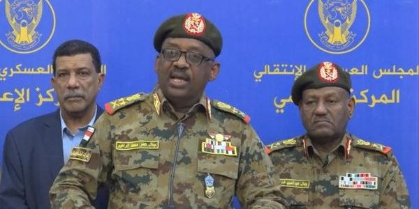 Sudanese Authorities Foil Attempted Coup