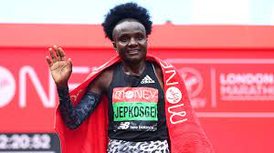 Joyciline Jepkosgei Upsets Brigid Kosgei To Win London Marathon Title