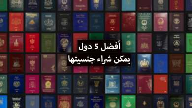 Photo of اليك أهم 5 دول يمكن شراء جنسيتها بأقل الأثمان لسنة 2021
