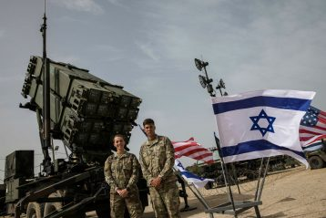 First-Ever Joint Israel-US 'Juniper Falcon' Exercise Kicks Off