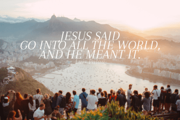 Palau: Proclaiming the Gospel - FaithGateway