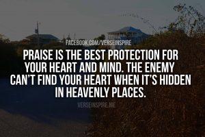 Praise During Adversity