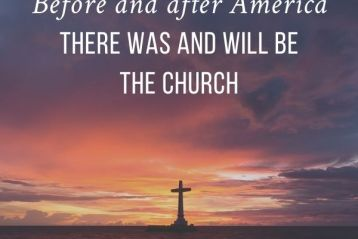 A Nation Raging, a Church Unchanging