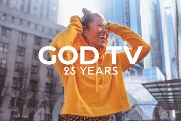 Can You Believe It? 25 Years!   God TV