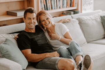 Jeremy and Adrienne Camp warn couples: 'Marriage doesn't complete you, Jesus completes you'