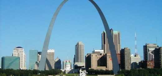 Family Road trip to St Louis
