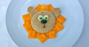 lion sandwhich 5 creative ways to make your kids sack lunch more fun