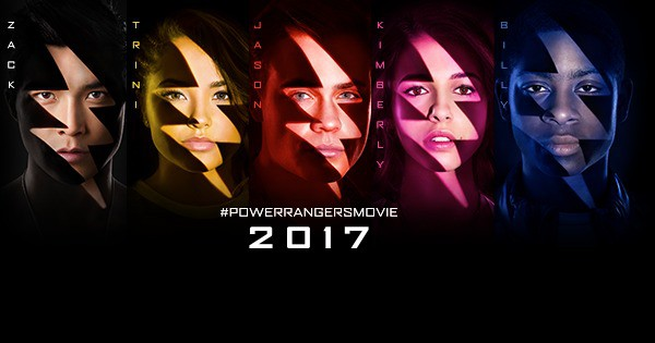 This Weekend at the Box Office: Power Rangers