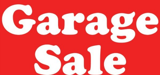 Have the Best & Most Successful Garage Sale