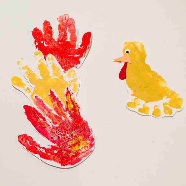 easy thanksgiving craft ideas