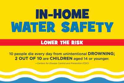 prevent drowning with aqua tots swim lessons
