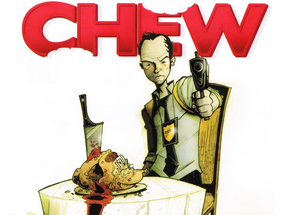 Image result for chew comic