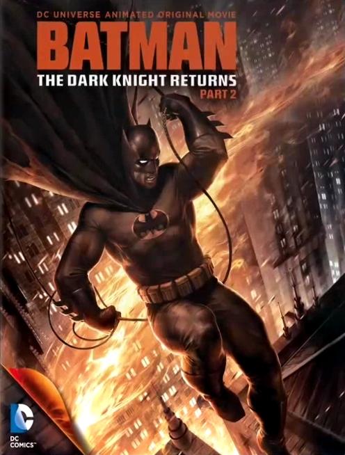 Batman: The Dark Knight Returns pt 2
