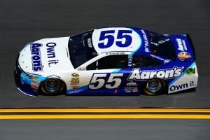Brian Vickers 2015 Fantasy NASCAR Racing