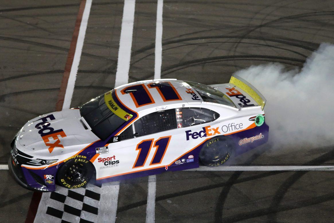 Total Speed Ranking Momentum - Last Six Races