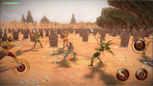 Legend of Abhimanyu (1)