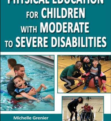 PE moderate severe disabilities