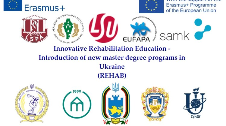REHAB project logo