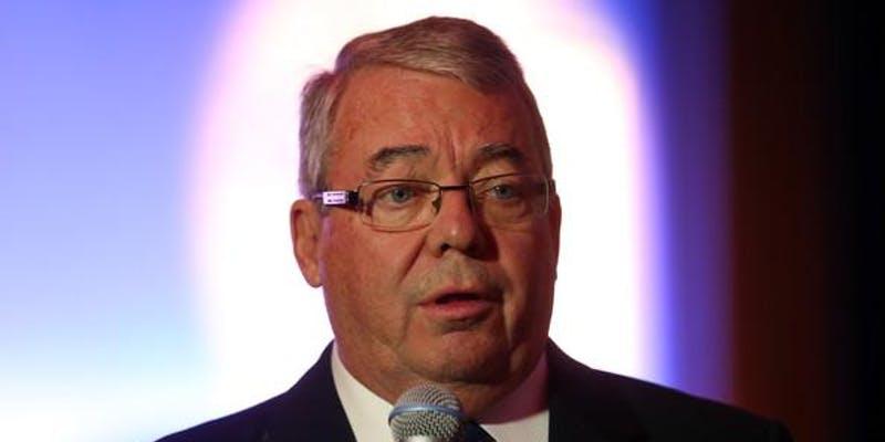 Robert Steadward