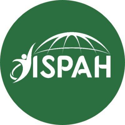 ISPAH logo