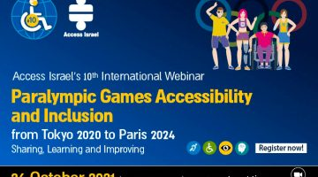 Paralympic Games Accessibility and Inclusion Flyer
