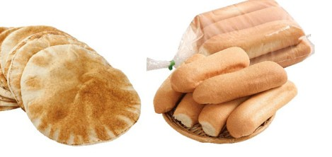 نتيجة بحث الصور عن الخبز الأبيض