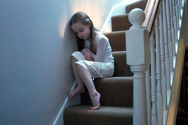 مشاكل النفسية و الاكتئاب عند الاطفال