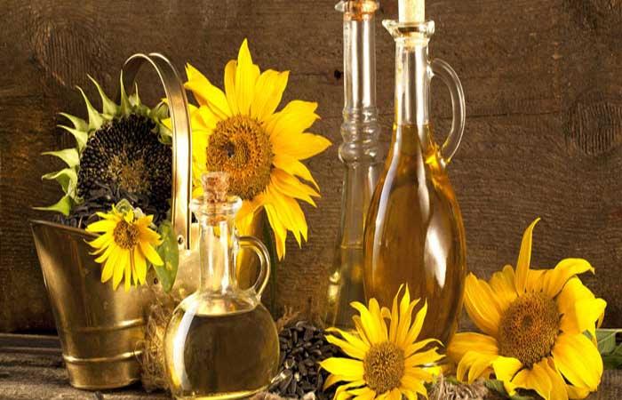 الزيت النباتي - ifarasha