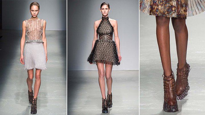 Iris van Herpen Paris FashionWeek