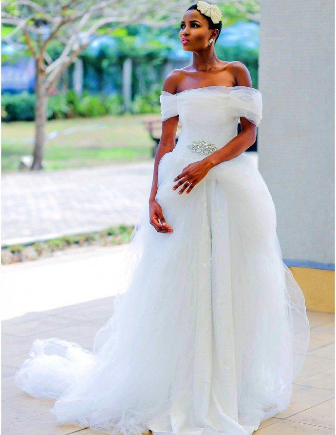 Hollerrose Wedding Dress