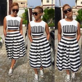 5-Amazing-Stripe-Dresses-In-A-Million-Styles-Nikki