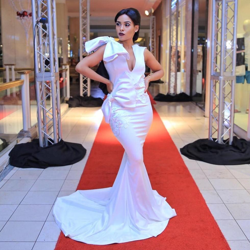 Look 4: Kefilwe Mabote