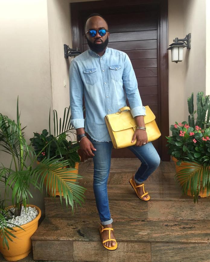 Look 6: Noble Igwe