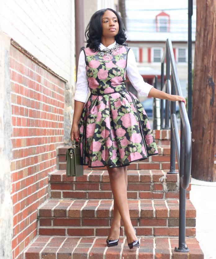 Look 5: Priscilla