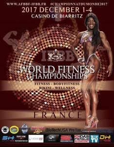 World Fitness Championships @ Francia | Biarritz | Nouvelle-Aquitaine | Francia